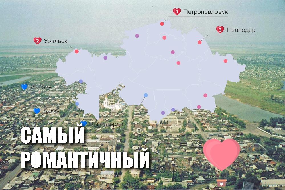 Петропавловск — самый романтичный город Казахстана