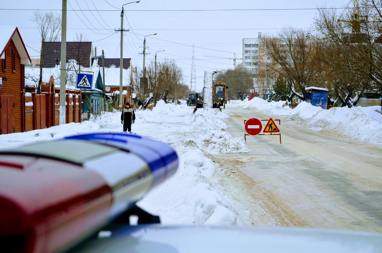В Петропавловске оштрафовали предприятие, плохо очистившее улицу Алтынсарина