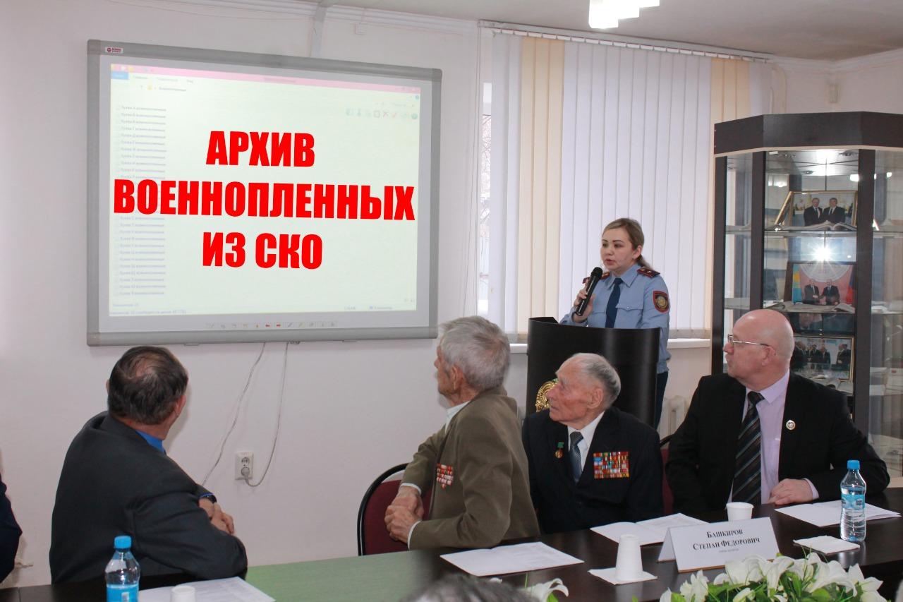 5 тысяч солдат из Северного Казахстана побывали в немецком плену