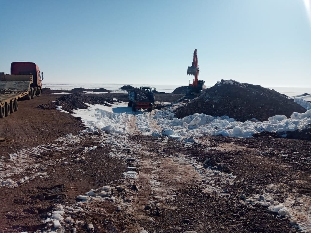 В Северо-Казахстанской области очищают русла малых рек