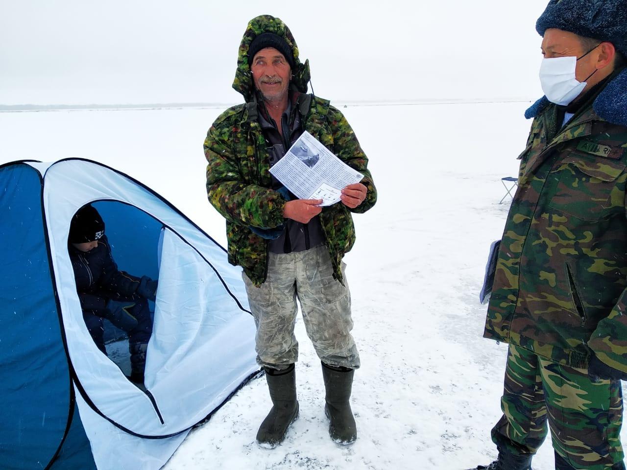 В режиме ЧП североказахстанцы «самоизолируют» себя на Ишиме