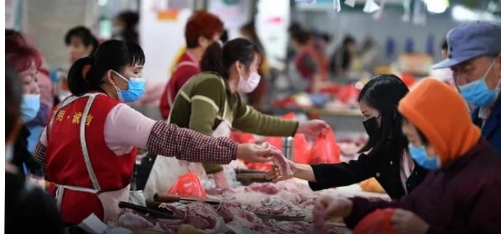 Китайские журналисты восстановили  хронологию первого заражения человека коронавирусом