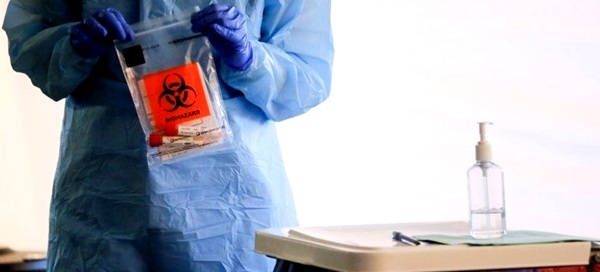 Анализы на коронавирус  пациентки из Петропавловска отправили в Алматы