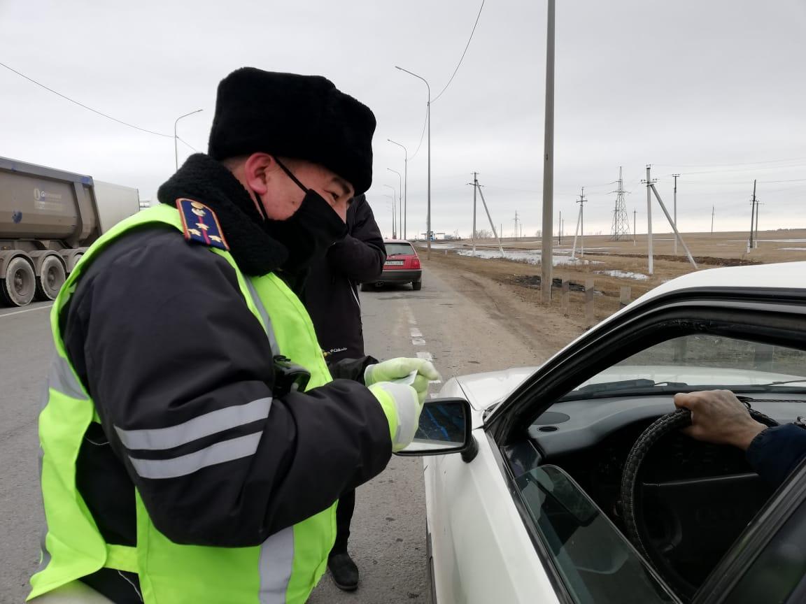 В Северо-Казахстанской области развернули карантинные посты