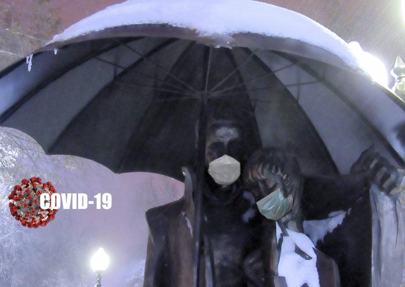 Жители Петропавловска боятся коронавируса и раскупают медицинские маски