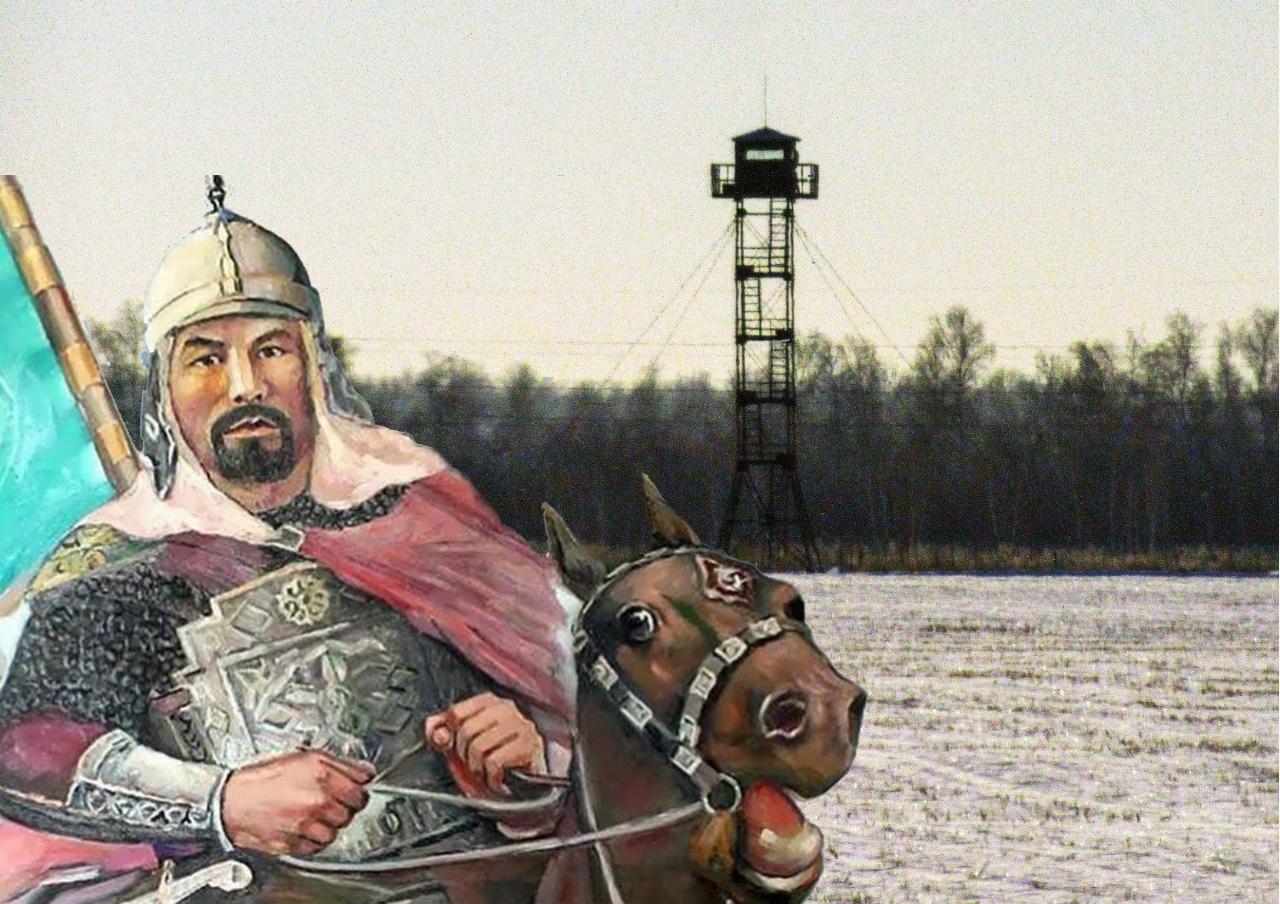 Погранзаставу на севере Казахстана назовут в честь батыра Баяна
