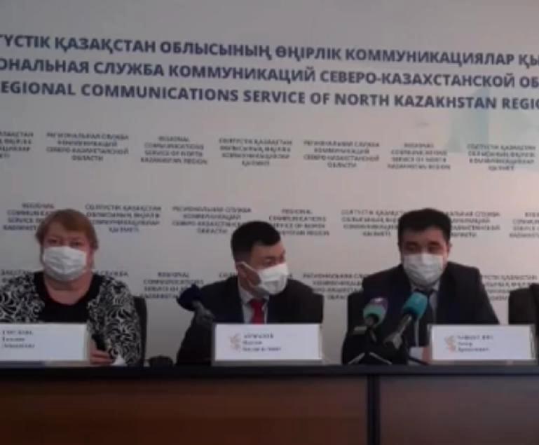 В Петропавловске врачи засомневались в наличии коронавируса у студентки