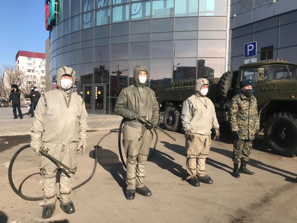 В Петропавловске вводят дополнительные ограничительные меры с 1 апреля