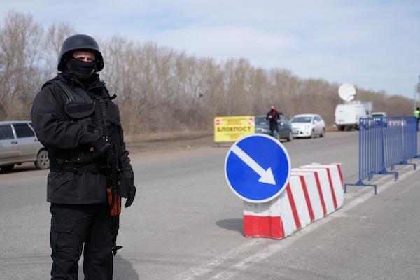 Как можно пересечь блокпосты Петропавловска