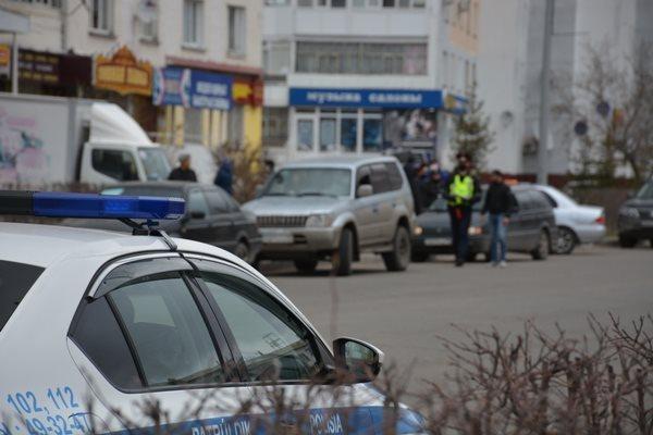 Нарушитель карантина в Петропавловске пытался скрыться от полицейских