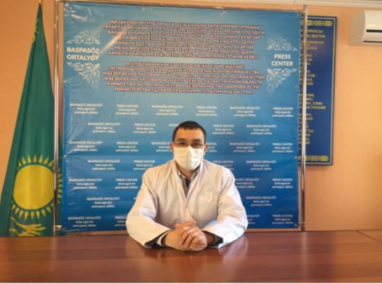 Главный санитарный врач Петропавловска объяснил резкий скачок инфицированных COVID-19