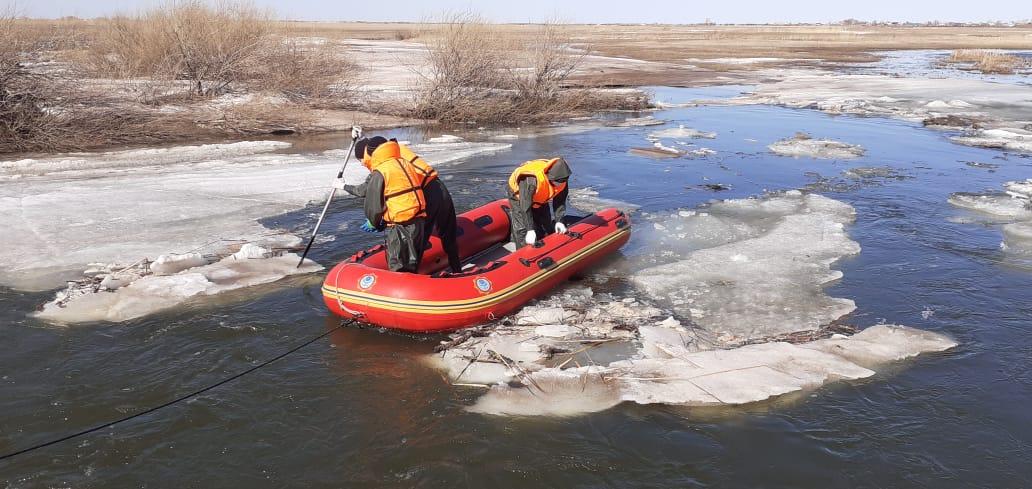 Паводок на севере Казахстана: подтопления жилых домов и населенных пунктов нет
