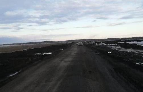 Когда на севере Казахстана отремонтируют дорогу на Курган?