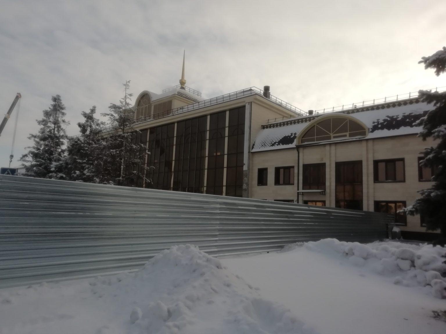 На вокзале Петропавловска усилены меры эпидемиологической безопасности