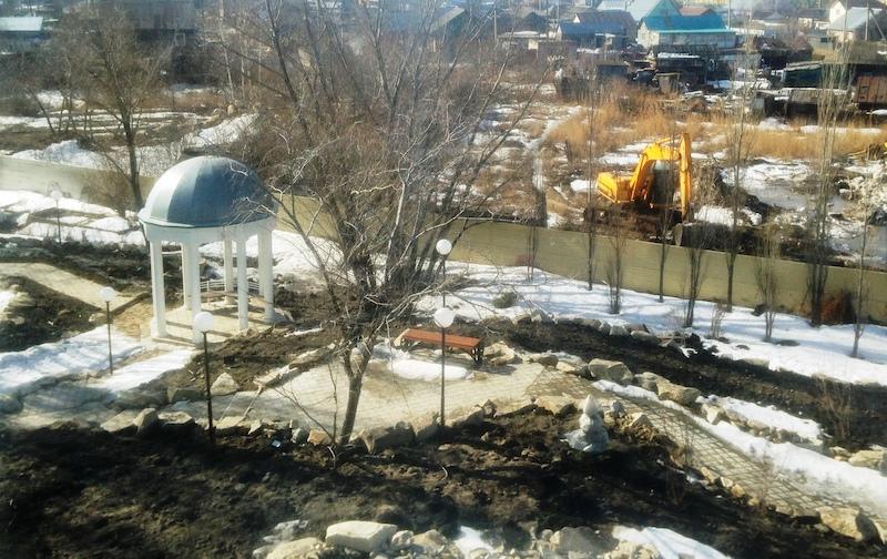 Российские учёные: стройка угрожает Ботаническому саду Петропавловска