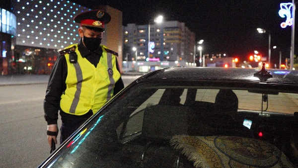 Карантин в Петропавловске: 93 человека оштрафовали за нарушение режима ЧП