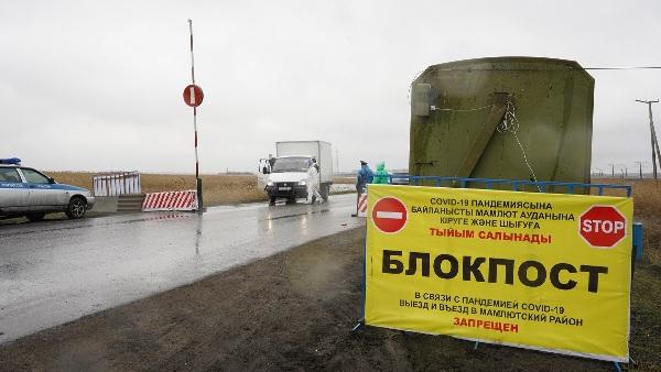 В Петропавловске не разрешают ездить на личном авто