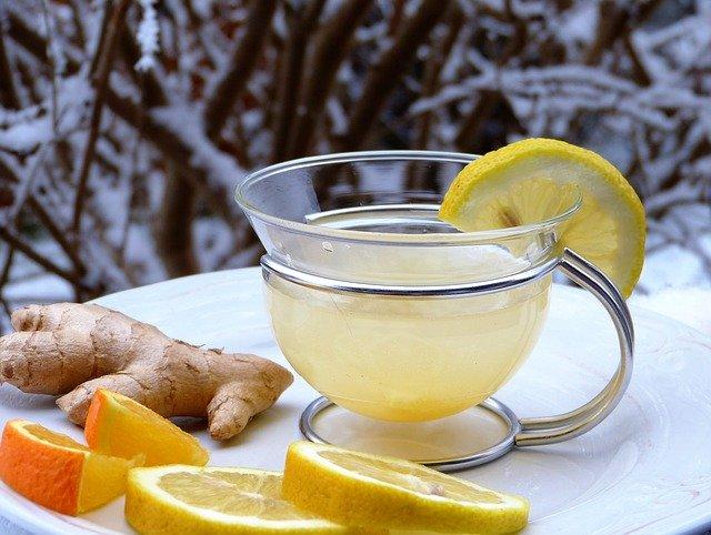 Имбирный чай и  лимон —  не защита от коронавирусной инфекции