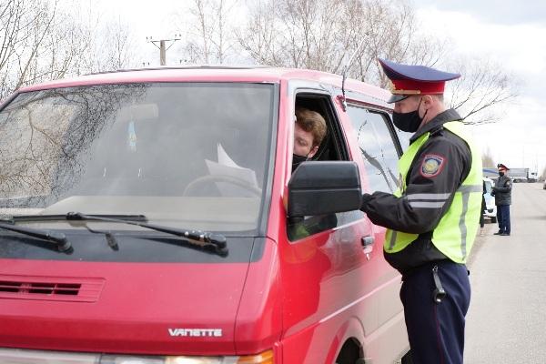 Кому можно ездить по Петропавловску на личном авто?