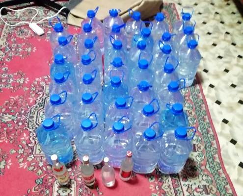 На севере Казахстана уличили женщину в незаконной продаже алкоголя