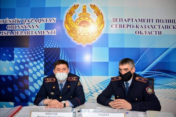 На дачный вопрос от жителей Петропавловска ответили полицейские