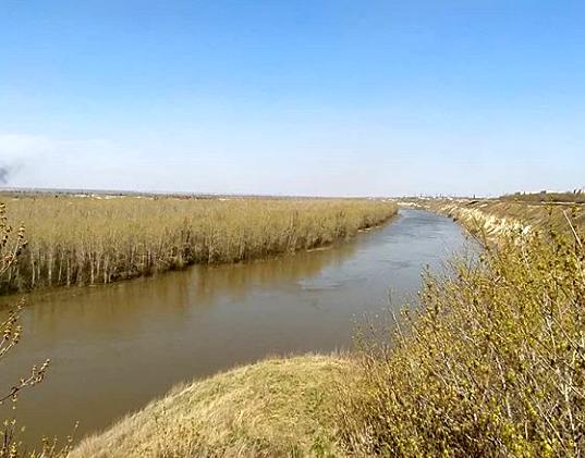 В Северо-Казахстанской области паводок пошёл на спад