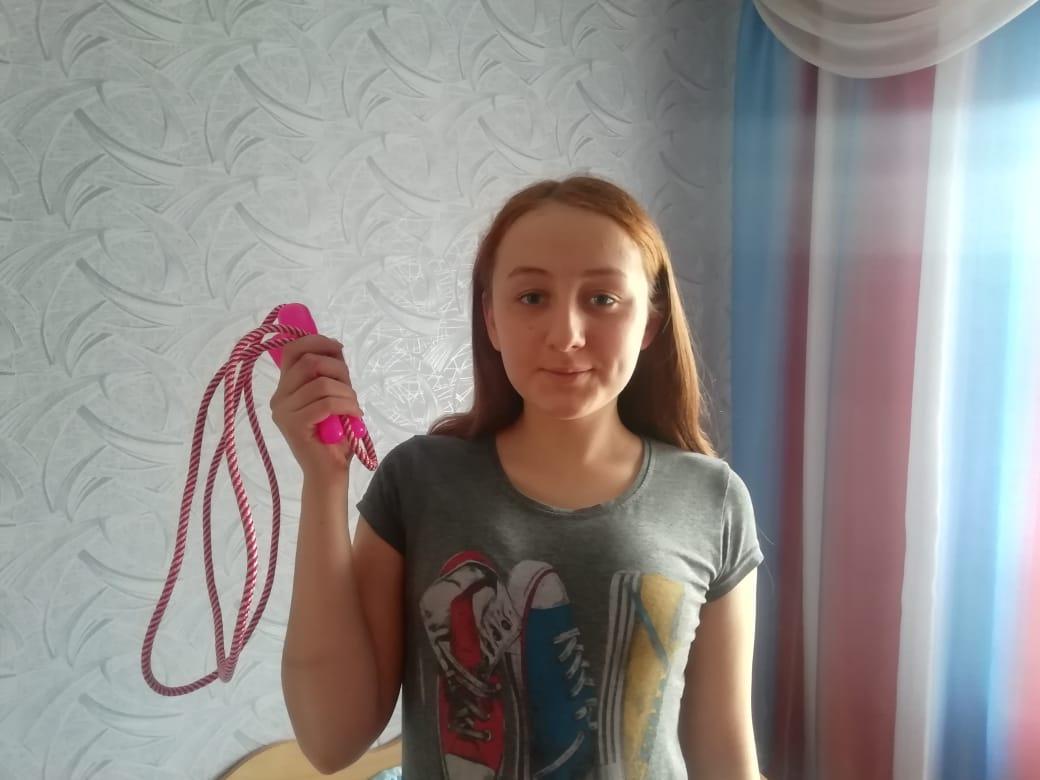 На карантине школьники Петропавловска осваивают новые направления спорта