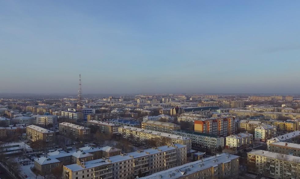 Петропавловск хотят разделить на шесть секторов