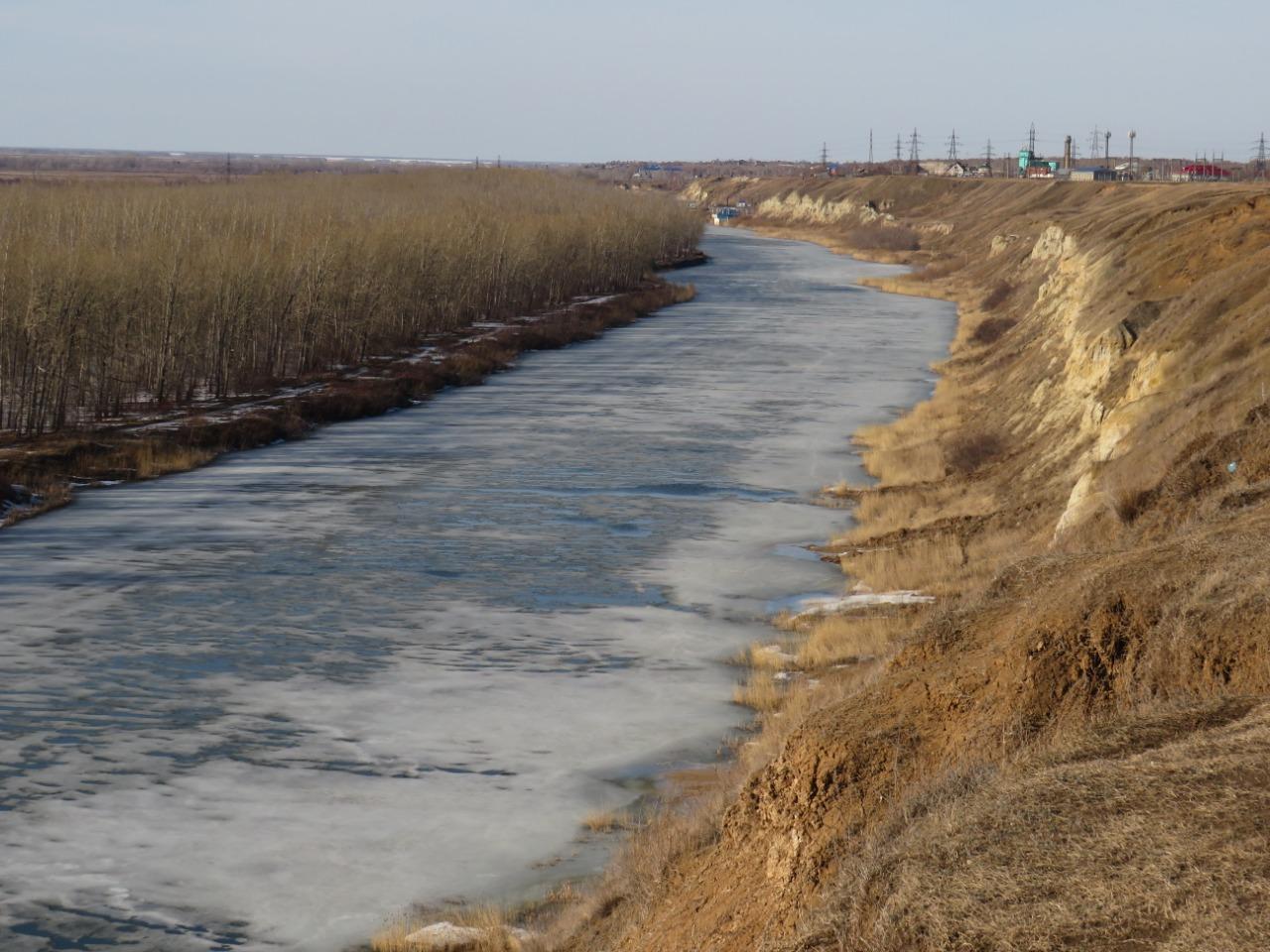 Вода с Сергеевского водохранилища придет в Петропавловск через 5-7 дней