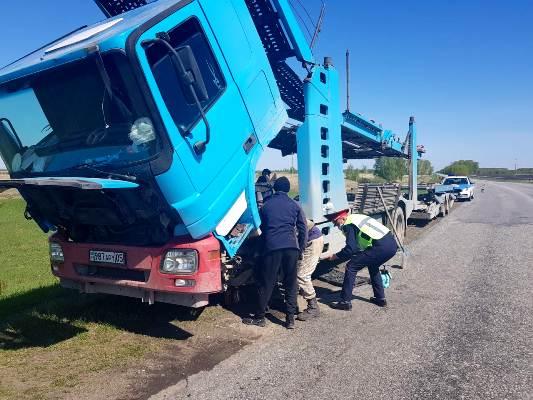 Жители и гости Северо-Казахстанской области благодарят полицейских за помощь