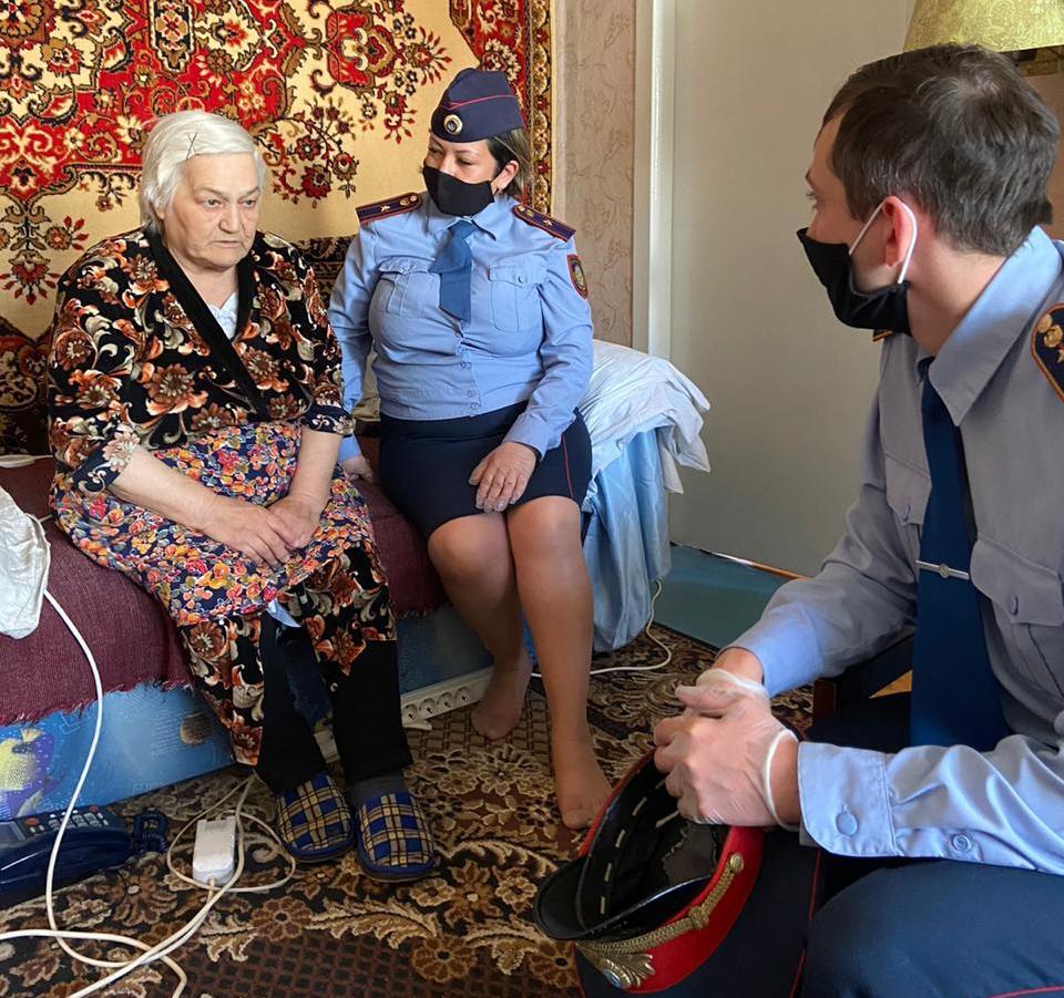 В Петропавловске труженица тыла рассказала, как у детей забирали кровь для раненых фашистов