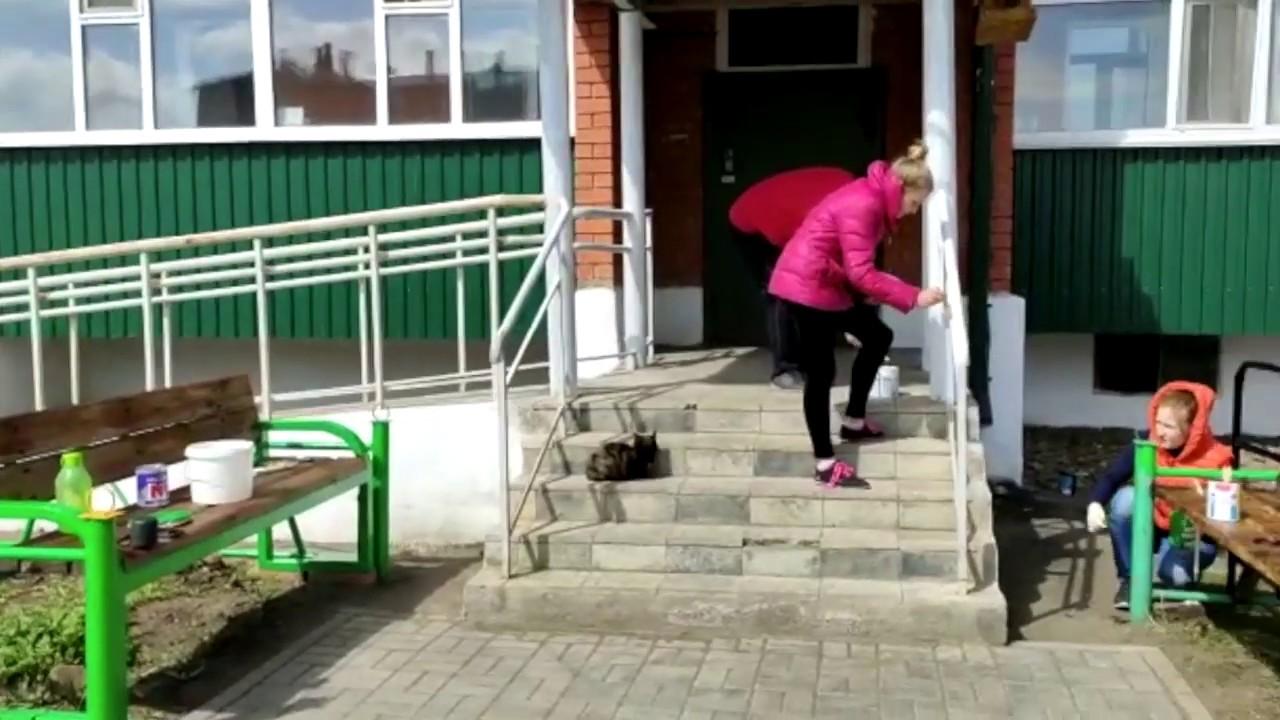 «Добрые соседи» на севере Казахстана