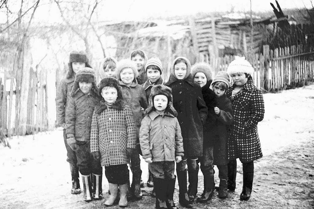 Деревенский альбом: село Белое и его обитатели