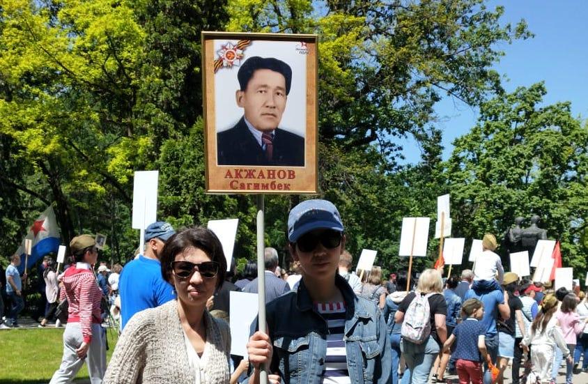 75 лет Победы: Полевой хирург Сагимбек Акжанов