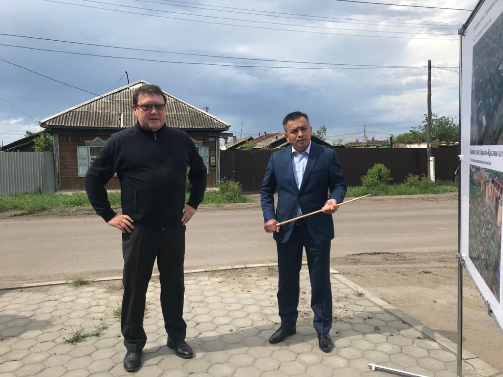 Кумар Аксакалов: Людям нужен воздух!