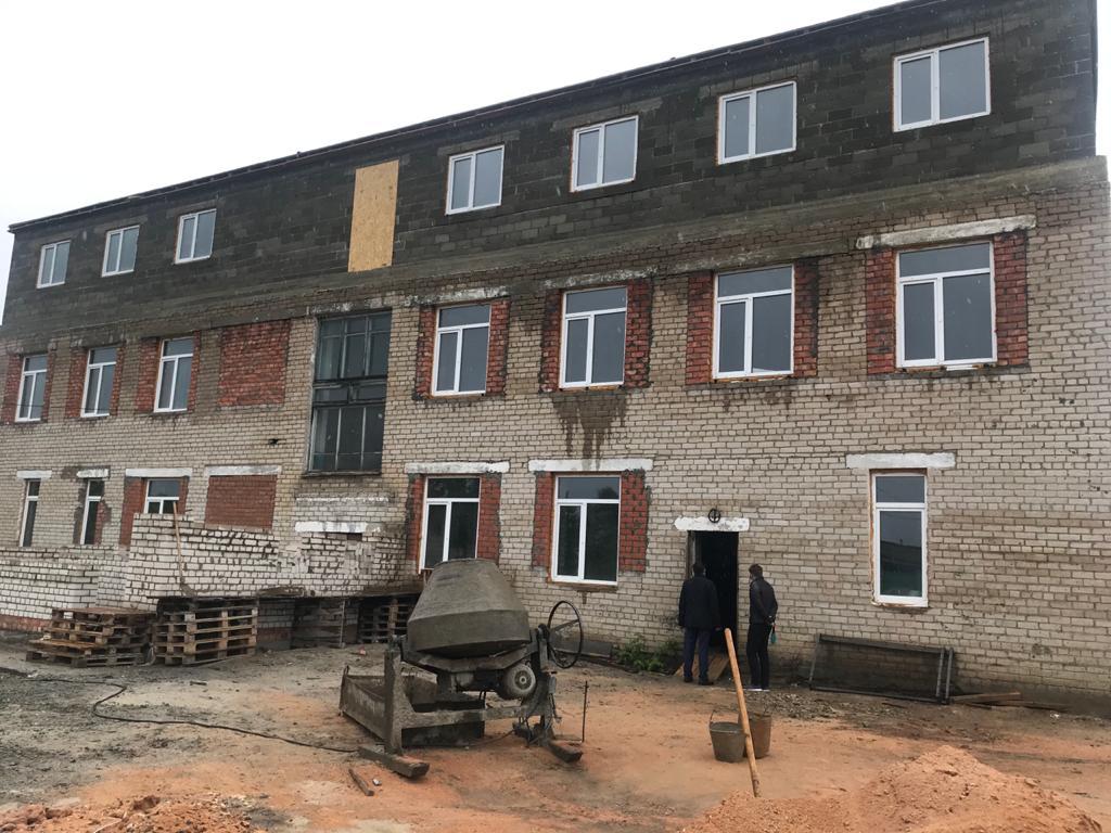 Гостиницу для туристов построят в селе на севере Казахстана