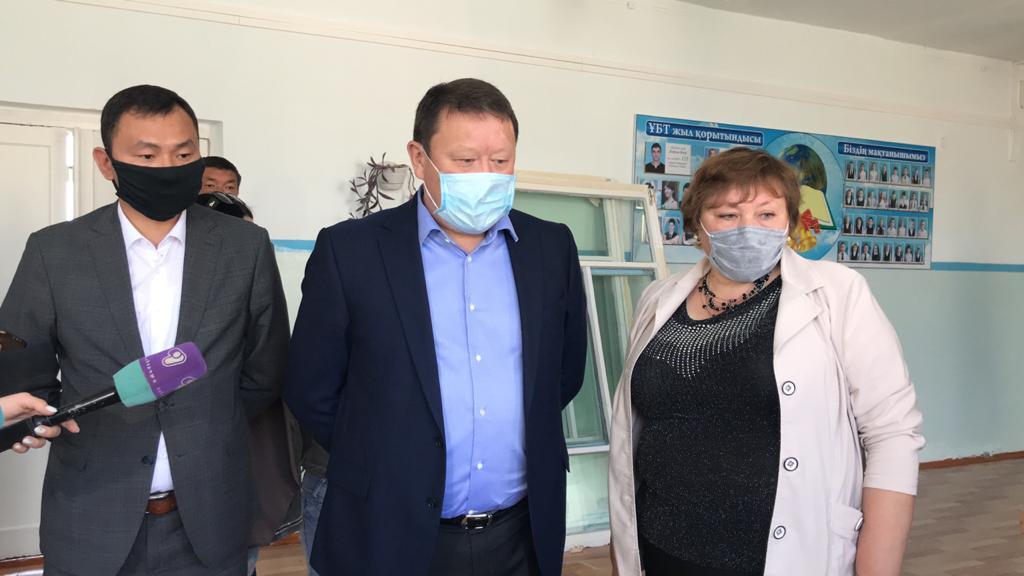 Как на севере Казахстана будут развивать перспективные села