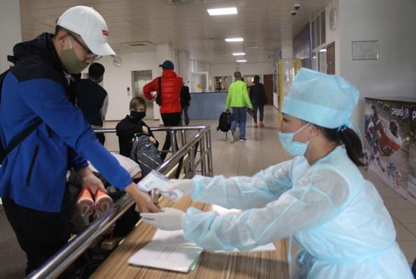 Как работают в карантин спортивные объекты на севере Казахстана