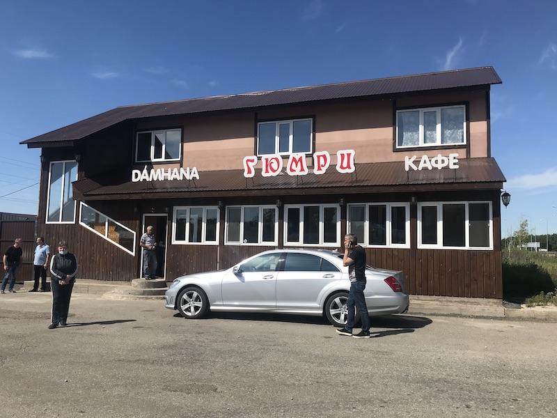 На севере Казахстана снова откроют придорожные кафе