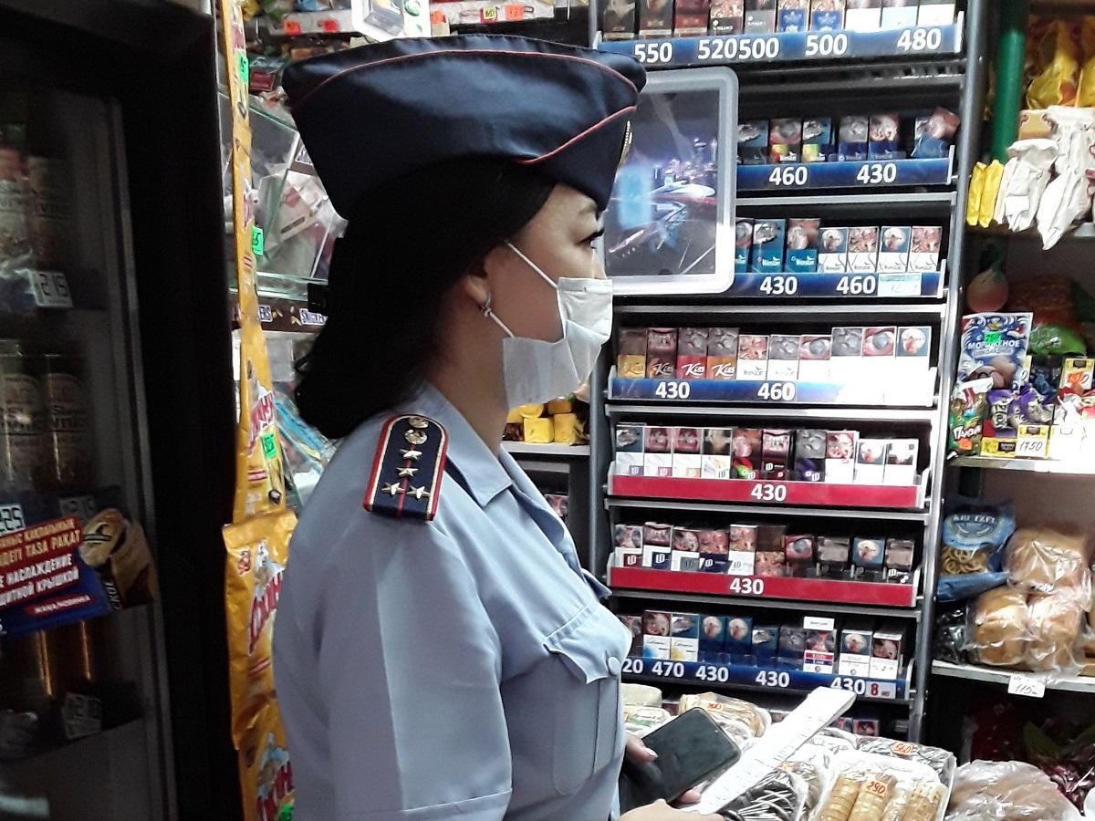 Соблюдение масочного режима проверяют в Петропавловске