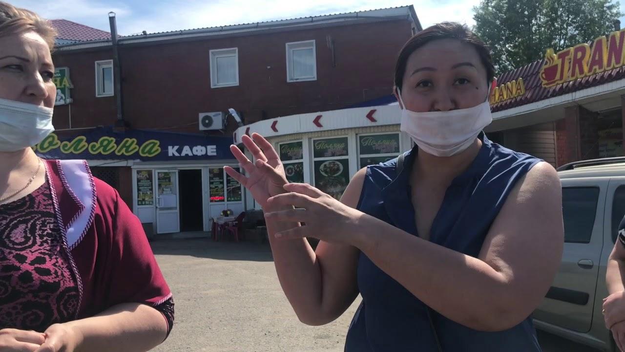 На севере Казахстана закрыли придорожные кафе
