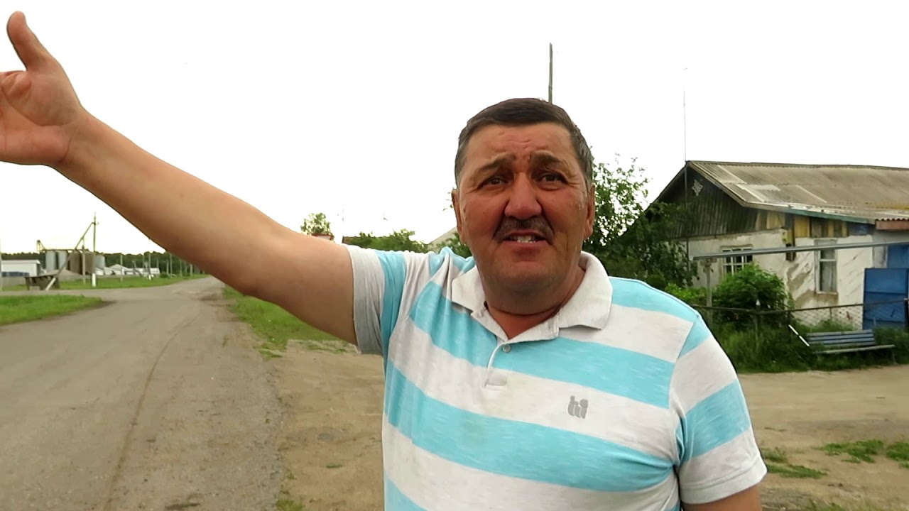 Возле Петропавловска оживает милая деревушка