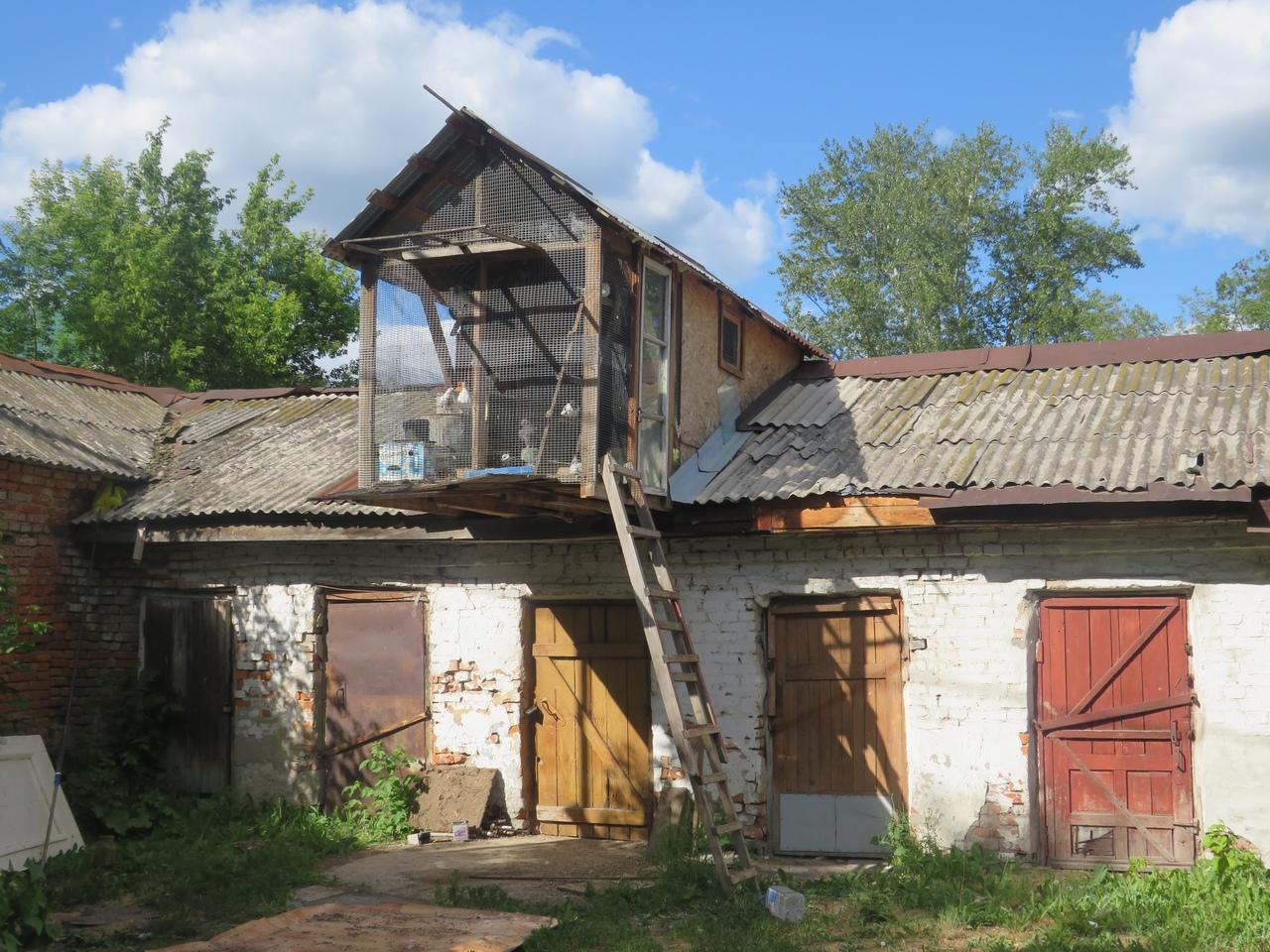 Сказочный детский сад и городок завода ЗИКСТО