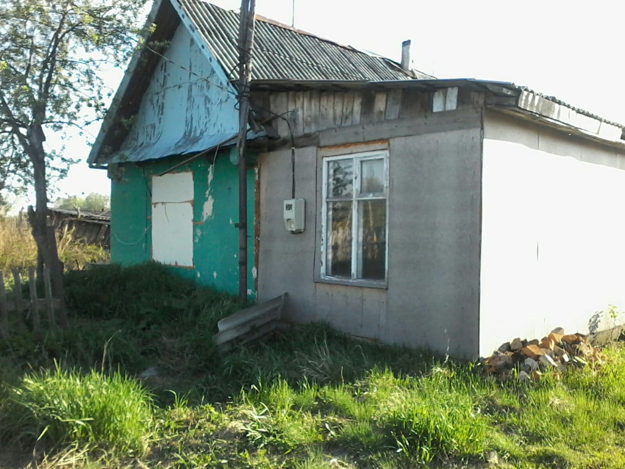 Домик в деревне вместо квартиры в городе