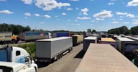 В Петропавловске объяснили причину очередей на границе