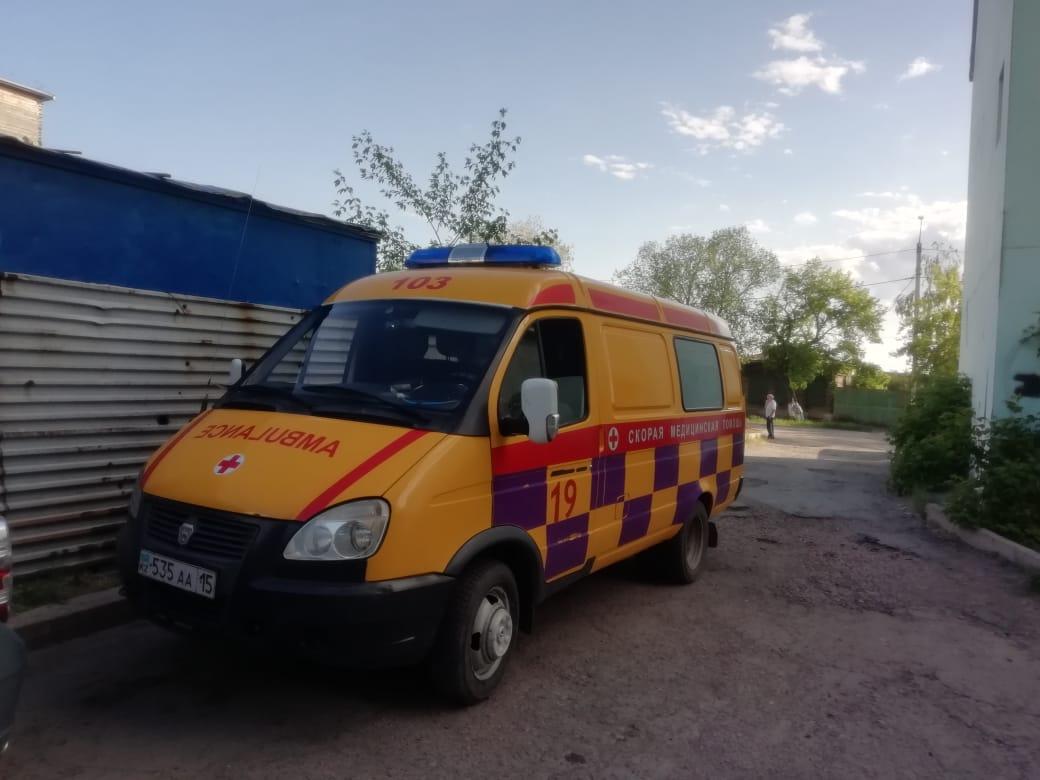 Как коронавирус повлиял на работу скорой помощи на севере Казахстана?