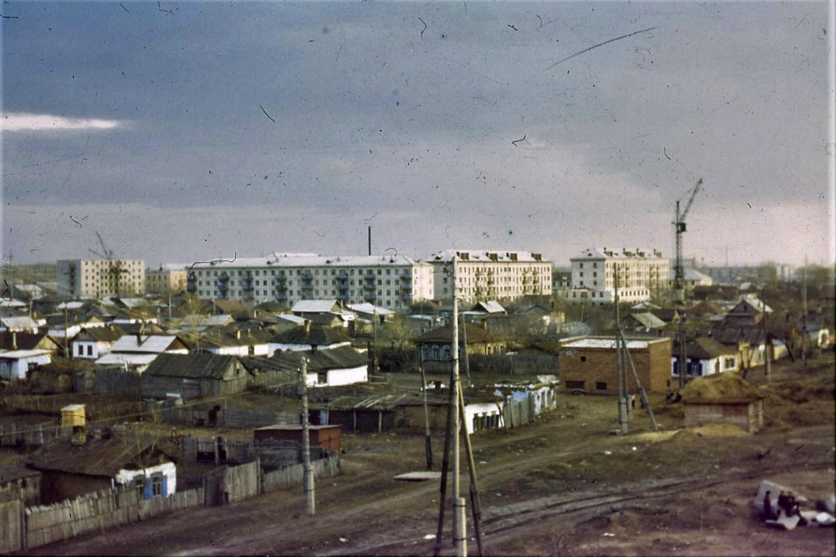 Суперфото старого Петропавловска, что это за улица?
