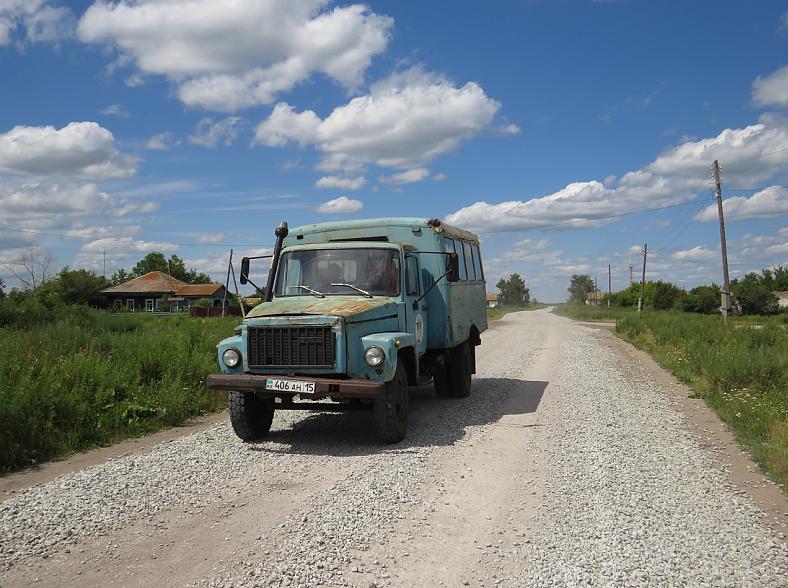 Северный Казахстан: сёла с нулевой перспективой
