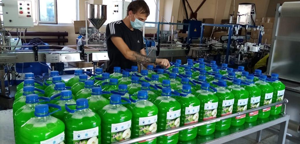 Ещё один североказахстанский производитель поддержал челлендж #3новыепривычки