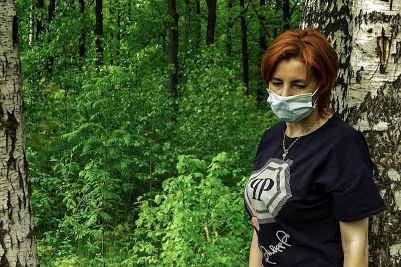 У Есмагамбетовой нет прав обязать носить маски на улицах – юрист